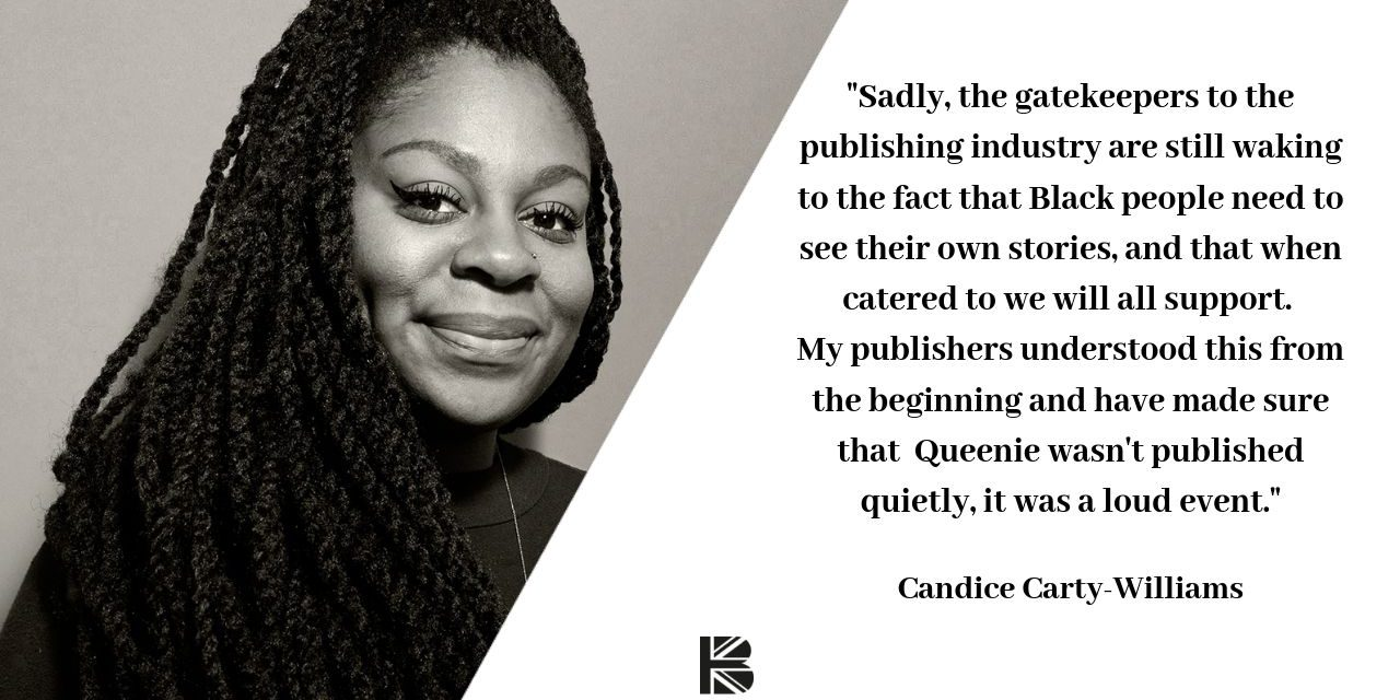 TBB Talks to … Queen, Candice Carty-Williams