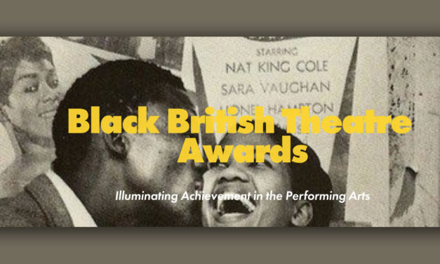 Nominate in the first ever Black British Theatre Awards