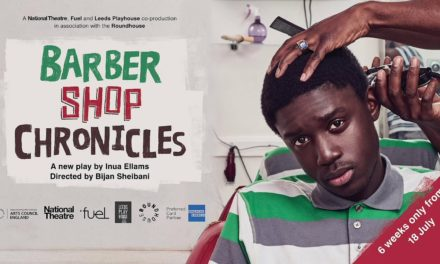Barber Shop Chronicles – 80% Out Of 100