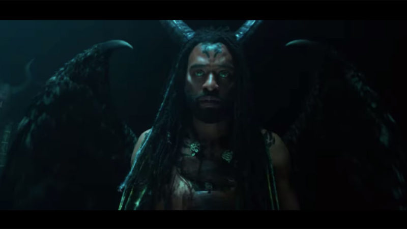Glimpse Chiwetel Ejiofor As A Fairy King In New Maleficent 2