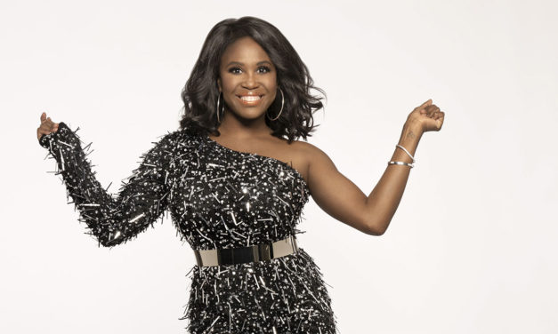 Motsi Mabuse confirmed as new judge on BBC One's Strictly Come Dancing