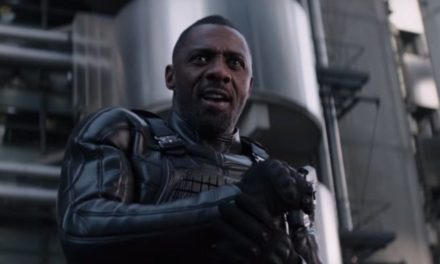 Hobbs & Shaw starring Idris Elba  92.5% Out Of 100