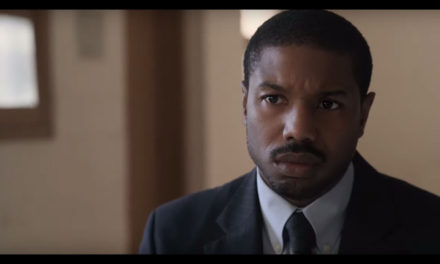 Michael B. Jordan plays revolutionary lawyer in Just Mercy
