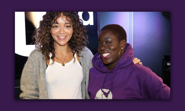 TBB Talks to … Ashley Madekwe For BBC Radio 1Xtra