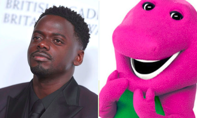 Daniel Kaluuya to bring Barney the Dinosaur to the big screen