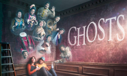 BBC orders 2nd & 3rd series of Ghosts