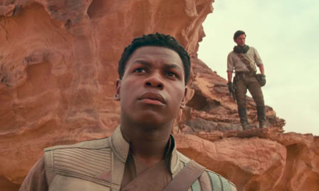John Boyega to lead sci-fi 'They Cloned Tyrone'