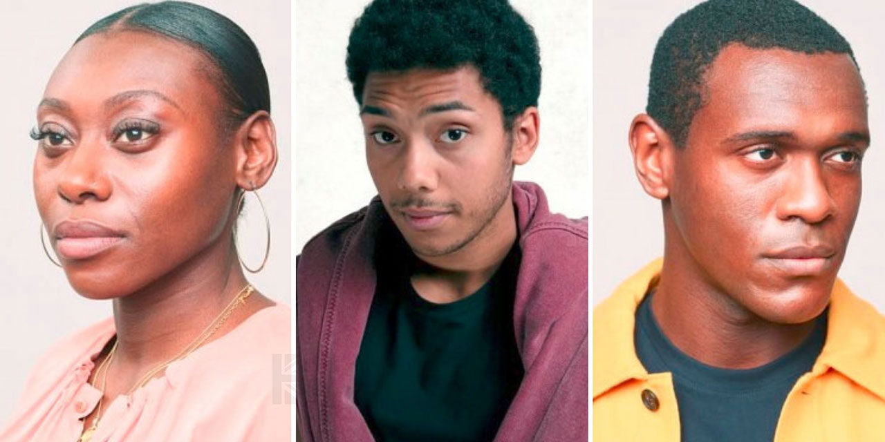 Congratulations Coco Jackson, Chance Perdomo & Abubakar Salim 2019 BAFTA Breakthrough Brits