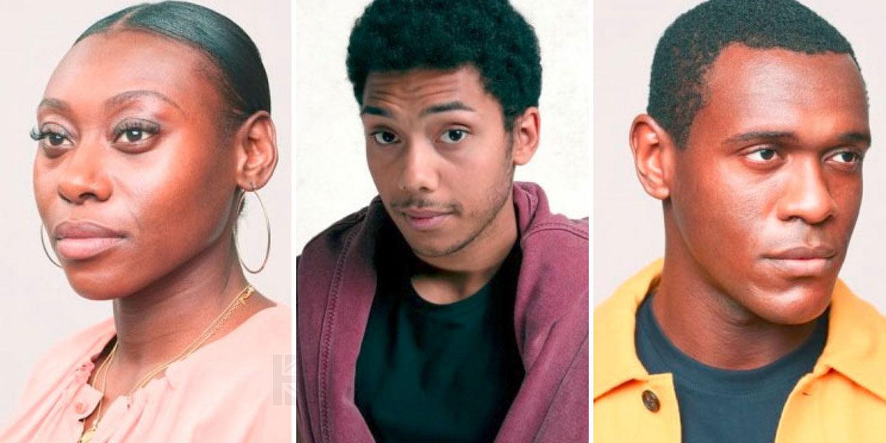 Congratulations Coco Jackson, Chance Perdomo & Abubakar Salim 2019 BAFTA Breakthrough Brits