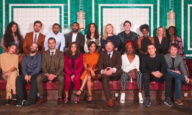 TBB Congratulations 2019 BAFTA Elevate Actors