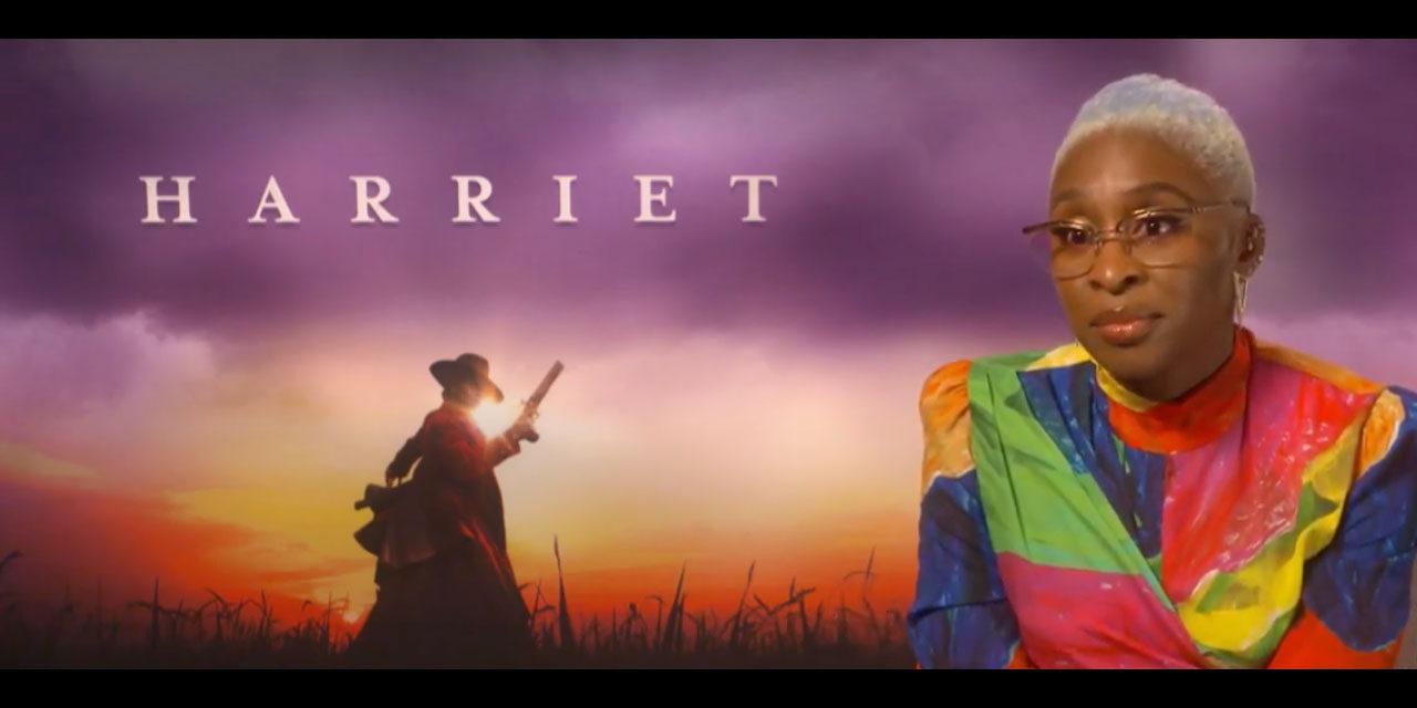 TBB Talks to … Cynthia Erivo star of Harriet