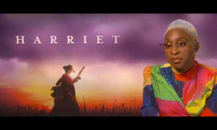 TBB Talks to … Cynthia Erivo star of Harriet