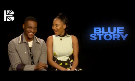 TBB Talks to … stars of Blue Story, Stephen Odubola and Karla-Simone Spence