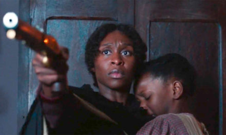 Cynthia Erivo gets Critics' Choice & Golden Globe Best Actress Nomination for Harriet