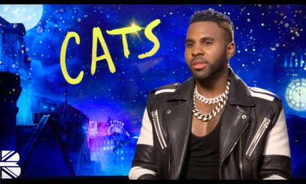 TBB talks to… Star of Cats Jason Derulo