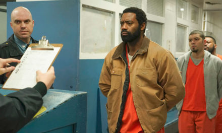Nicholas Pinnock leads 50 Cent's new ABC series, 'For Life'