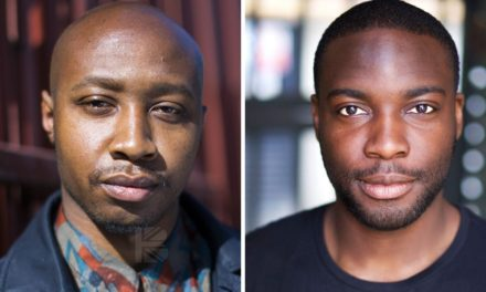 #TBBcongratulations, Shola Amoo & Daniel Ward win at the 2020 WRITERS' GUILD AWARDS