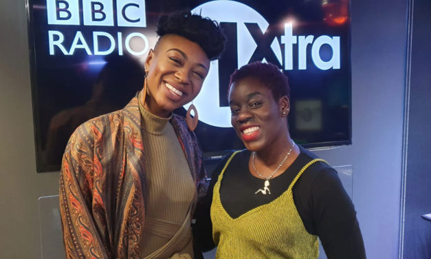 TBB Talks to … Miriam-Teak Lee for BBC Radio 1Xtra