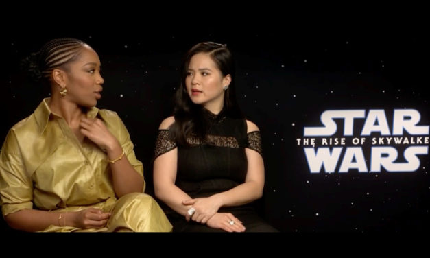 TBB Talks to … Kelly Marie Tran & Naomi Ackie