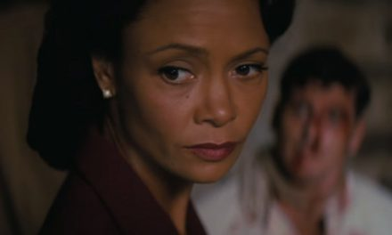 Thandie newton returns in WESTWORLD on SKY ATLANTIC & NOW TV march 16th 2020