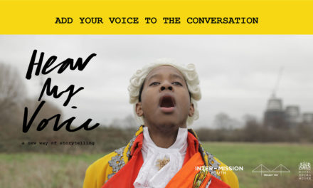 support pinny grylls' new feature film 'Hear My Voice'