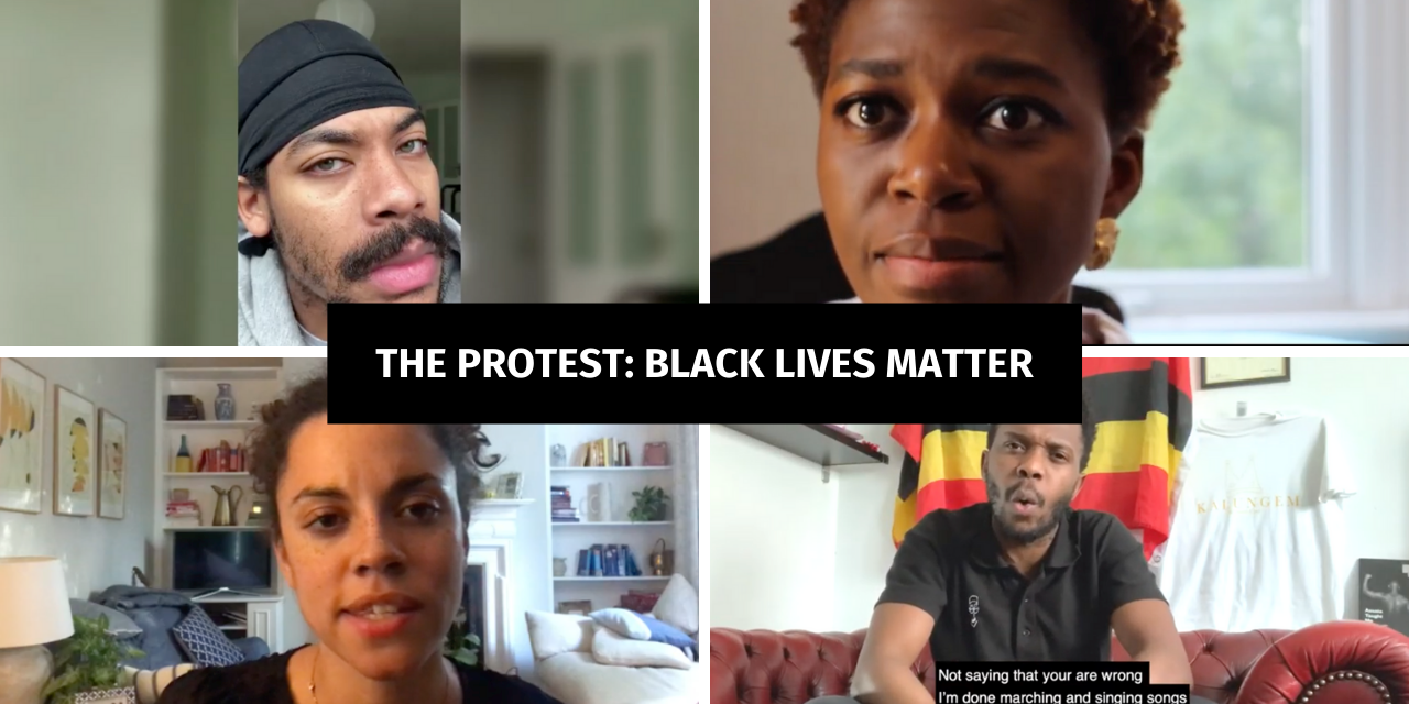UNITY IN A TIME OF SEPARATION – BUSH THEATRE'S 'THE PROTEST: BLACK LIVES MATTER'