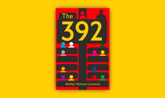 73 out of 100 – 'The 392' by Ashley Hickson-Lovence