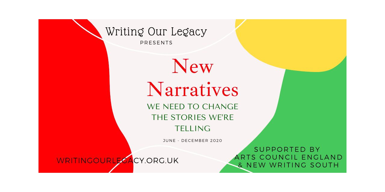 Writing our Legacy launches programme of online events for writers of colour based in Sussex