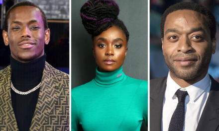 Chiwetel Ejiofor & Micheal ward Star alongside kiki layne in Netflix original 'the old guard'