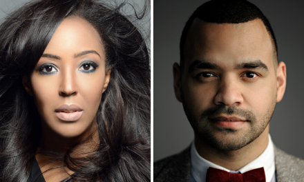angelica bell & Michael Underwood host new 500 words children's writing competition