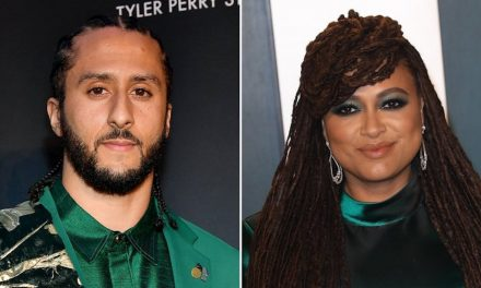 colin KAEPERNICK & AVA DuVERNAY collaborate on new netflix project