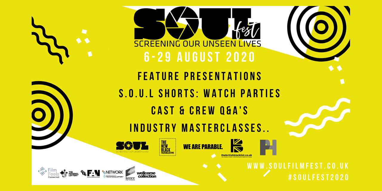 S.O.U.L. FEST RETURNS WITH AN ONLINE PROGRAMME OF EVENTS FOR 2020