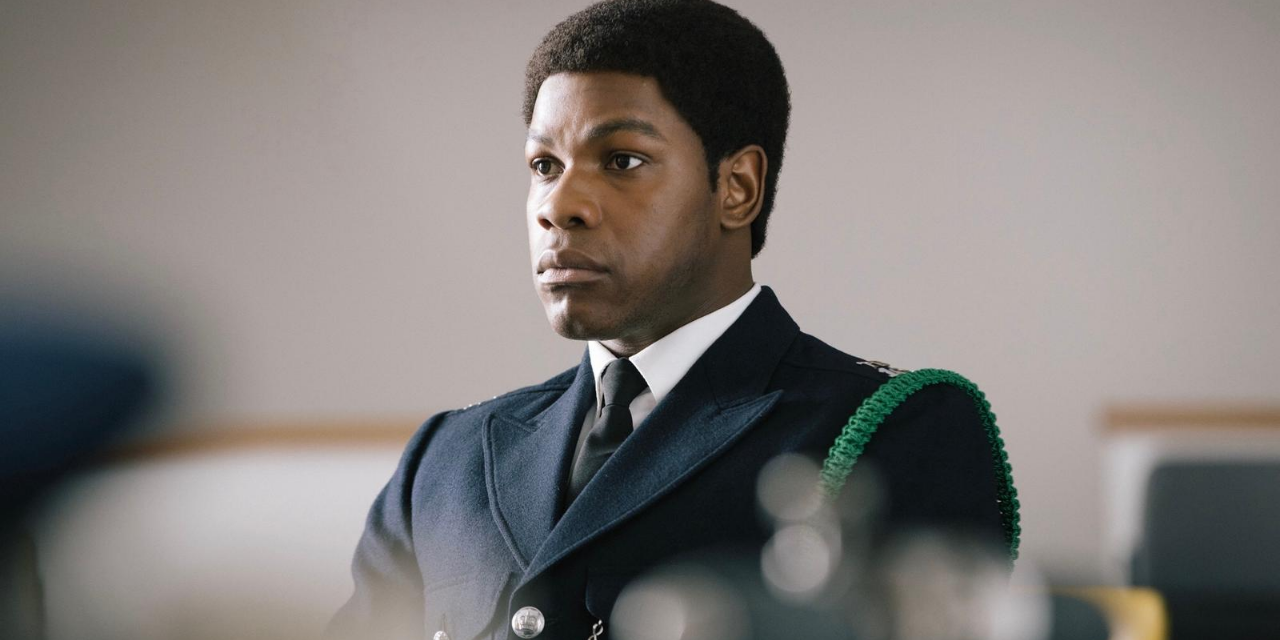 BBC releases first look of John Boyega in Small Axe film, Red, White and Blue