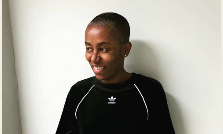 TBB talks to Eva Edo winner of the RSL Literature Matters award