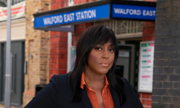 Legendary uk soul singer mica paris joins eastenders