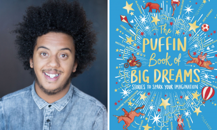 TBB Talks to … nathan bryon about his puffin book of big dreams