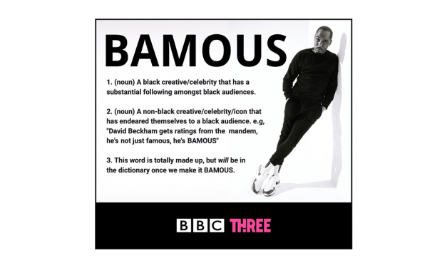 Dane Baptiste brings New Entertainment Show 'Bamous' to BBC Three