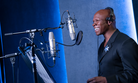 CHRIS EUBANK to VOICE MONSTER WRESTLER KING GORGE IN UPCOMING ANIMATion 'rumble'