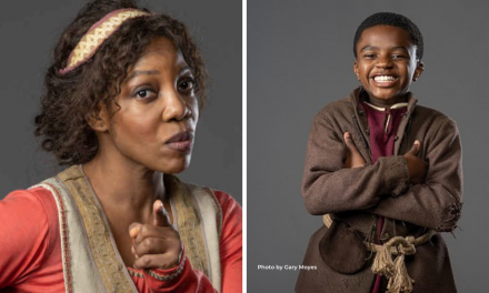 Watch Jocelyn Jee Esien and Eddie Karanja in David Walliams' 'Jack and The Beanstalk: After Ever After' On Sky One