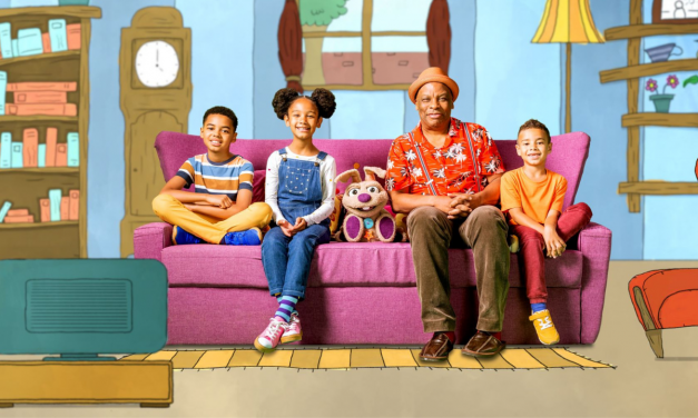 Don Warrington MBE Stars in new Channel 5 Children's Series 'The World According To Grandpa'