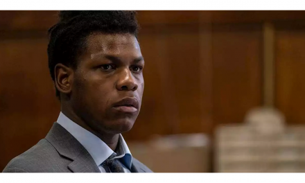 post Star Wars, John boyega's next role is as a lawyer in 'naked singularity'