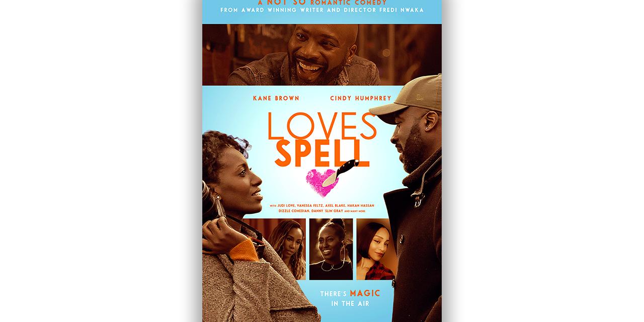 Fredi Nwaka Releases Trailer For Film She's The One/Love's Spell