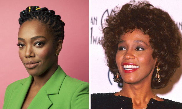 Naomi Ackie to Star AS Whitney Houston In Biopic I Wanna Dance With Somebody
