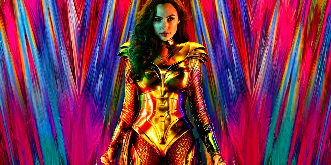 50 Out Of 100 – Wonder Woman 1984 (diversity is lacking with this one)