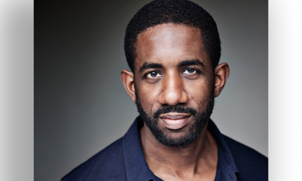 Rhashan Stone to guest star in ITV Crime Drama 'McDonalds And Dodds' Alongside Tala Gouveia