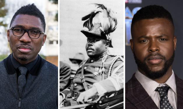 Kwame Kwei-Armah writes marcus garvey biopic 'Marked man' with winston duke as the lead