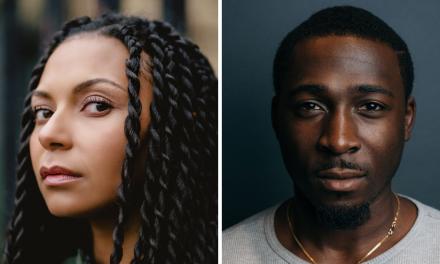Lois Chimimba & Eric Kofi-Abrefa Set To Star In Netflix's SCi-Fi Series 'The One'