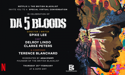 Netflix & The british blacklist host exclusive q&A with Spike lee, delroy lindo, Clarke Peters & Terence Blanchard – da 5 Bloods special!