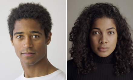 Alfred Enoch and Rebekah Murrell to star in 'Romeo and Juliet' at Shakespeare's Globe.