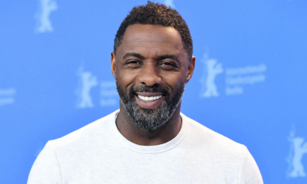 Idris Elba Has Signed A Multi-Book Deal